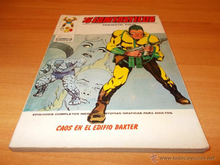 LOS 4 FANTASTICOS V.1 Nº 50 NO COMPRAR. LOTE RESEVADO (Comics und Tebeos - Vértice - V.1)