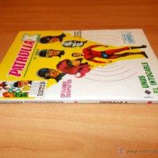 Cómics: PATRULLA X V.1 Nº 4 EXCELENTE. Lote 53980125