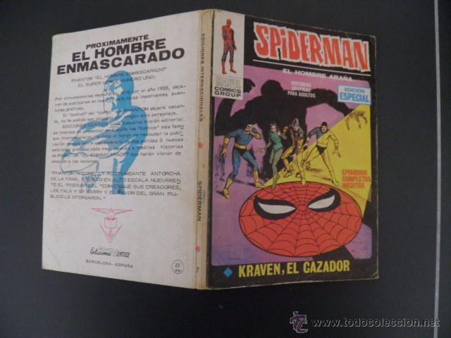 Cómics: tebeo de spiderman - Foto 2 - 54007856