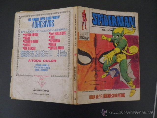 Cómics: tebeo de spiderman - Foto 2 - 119350459