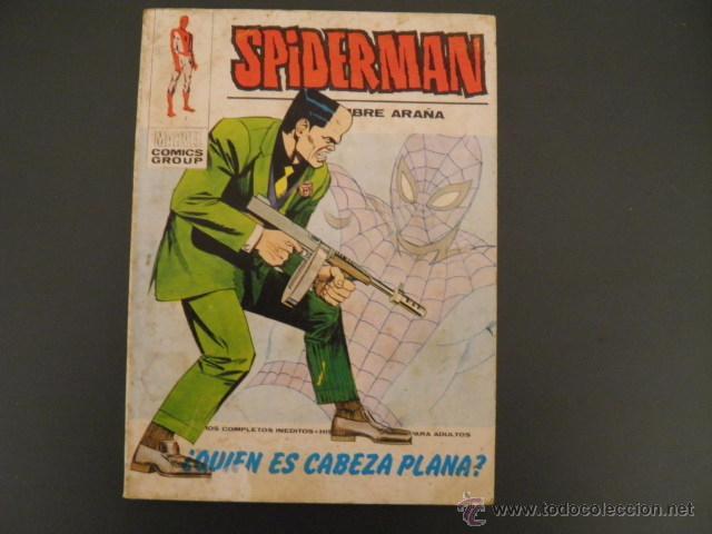TEBEO DE SPIDERMAN (Tebeos y Comics - Vértice - Super Héroes)