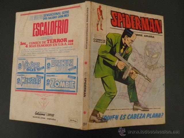 Cómics: tebeo de spiderman - Foto 2 - 54009101