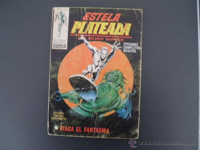 TEBEO DE ESTELA PLATEADA (Tebeos y Comics - Vértice - Super Héroes)