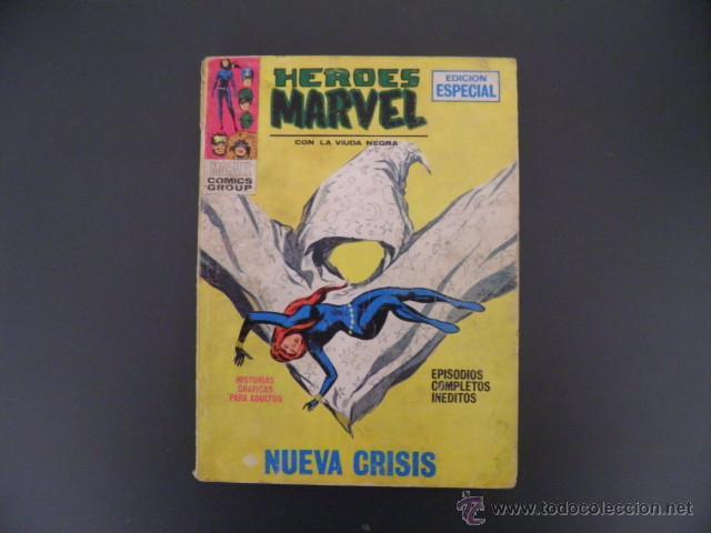 TEBEO DE HEROES MARVEL (Tebeos y Comics - Vértice - Super Héroes)