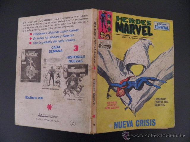 Cómics: tebeo de heroes marvel - Foto 2 - 54009398