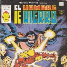 Comics: COMIC COLECCION HEROES MARVEL VOL.2 Nº 61 EL HOMBRE DE HIERRO. Lote 54030279