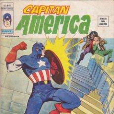 Cómics: COMIC COLECCION CAPITAN AMERICA VOL.3 Nº 11. Lote 54030551