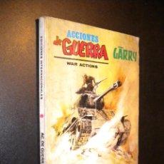 Cómics: ACCIONES DE GUERRA / GARRY / PESADILLA / 3. Lote 54036131