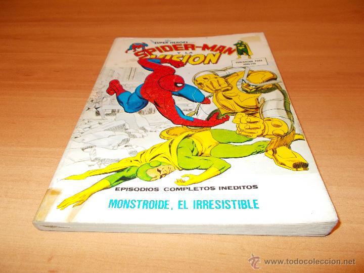 SUPER HEROES V.1 Nº 10 (Tebeos y Comics - Vértice - V.1)