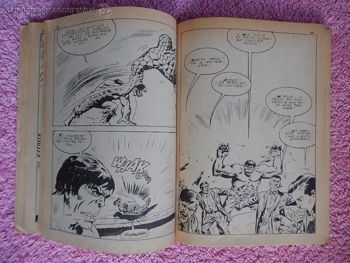 Cómics: la masa 25 ediciones vertice 1972 quien te juzgara masa vol 1 25 pesetas - Foto 4 - 54137681