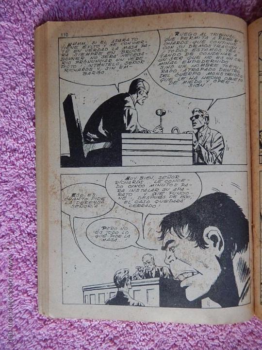 Cómics: la masa 25 ediciones vertice 1972 quien te juzgara masa vol 1 25 pesetas - Foto 6 - 54137681