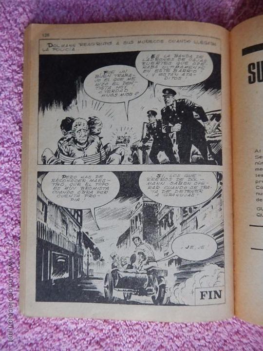 Cómics: la masa 25 ediciones vertice 1972 quien te juzgara masa vol 1 25 pesetas - Foto 7 - 54137681