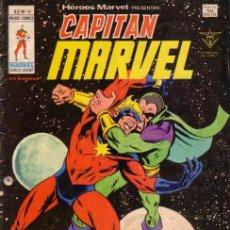 Cómics: HÉROES MARVEL VOL.2 Nº 47 - VERTICE. CAPITAN MARVEL.. Lote 106592876