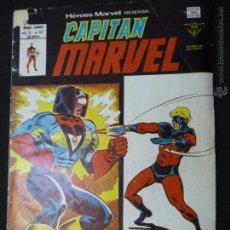 Comics: HÉROES MARVEL. VOL. 2, Nº 57. CAPITÁN MARVEL. VÉRTICE. Lote 54188131