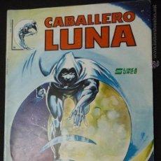 Cómics: CABALLERO LUNA. Nº 6. VÉRTICE. SURCO.. Lote 54210965