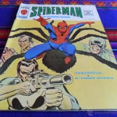 Cómics: VÉRTICE VOL. 2 SPIDERMAN Nº 2. 30 PTS. 1974. TARÁNTULA. MUY BUEN ESTADO Y DIFÍCIL!!!!. Lote 54248991