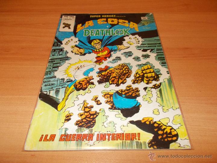 SUPER HEROES V.2 Nº 120 (Tebeos y Comics - Vértice - Super Héroes)