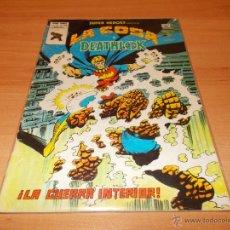 Cómics: SUPER HEROES V.2 Nº 120 USADO. Lote 54253414