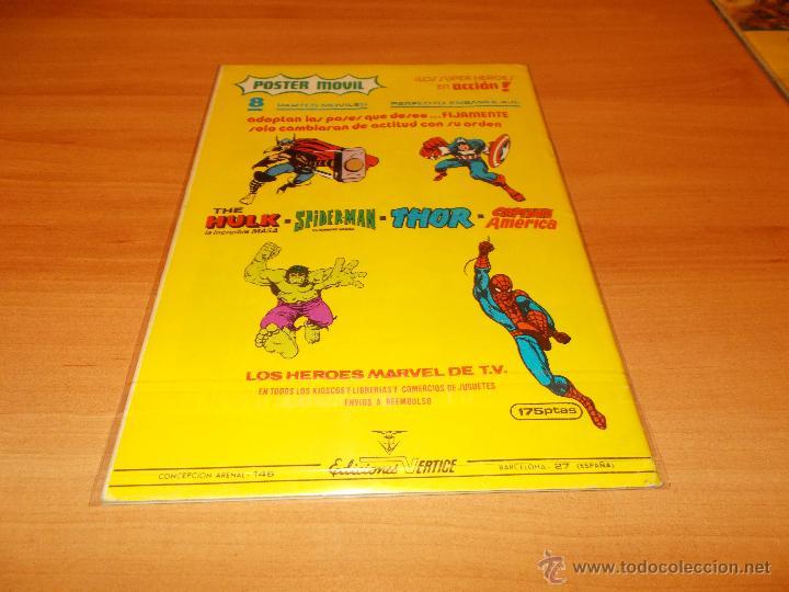 Cómics: SUPER HEROES V.2 Nº 130 - Foto 2 - 54253724