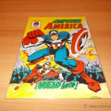 Cómics: CAPITAN AMERICA MUNICOMICS Nº 2. Lote 54273099