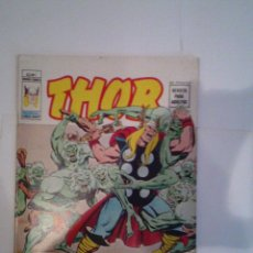 Cómics: THOR - VERTICE - VOLUMEN 2 - COMPLETA - 53 NROS + NRO UNICO DE CENSURA - IMPECABLE - CJ 50 - GORBAUD. Lote 54296455
