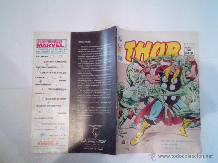 Cómics: THOR - VERTICE - VOLUMEN 2 - COMPLETA - 53 NROS + NRO UNICO DE CENSURA - IMPECABLE - CJ 50 - GORBAUD - Foto 6 - 54296455