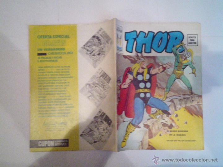 Cómics: THOR - VERTICE - VOLUMEN 2 - COMPLETA - 53 NROS + NRO UNICO DE CENSURA - IMPECABLE - CJ 50 - GORBAUD - Foto 14 - 54296455