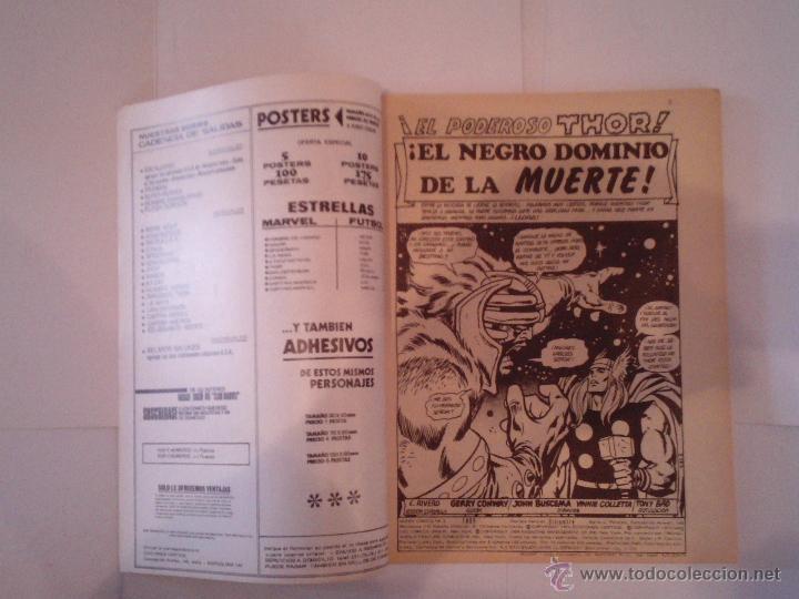 Cómics: THOR - VERTICE - VOLUMEN 2 - COMPLETA - 53 NROS + NRO UNICO DE CENSURA - IMPECABLE - CJ 50 - GORBAUD - Foto 15 - 54296455