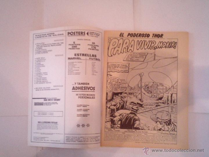 Cómics: THOR - VERTICE - VOLUMEN 2 - COMPLETA - 53 NROS + NRO UNICO DE CENSURA - IMPECABLE - CJ 50 - GORBAUD - Foto 19 - 54296455
