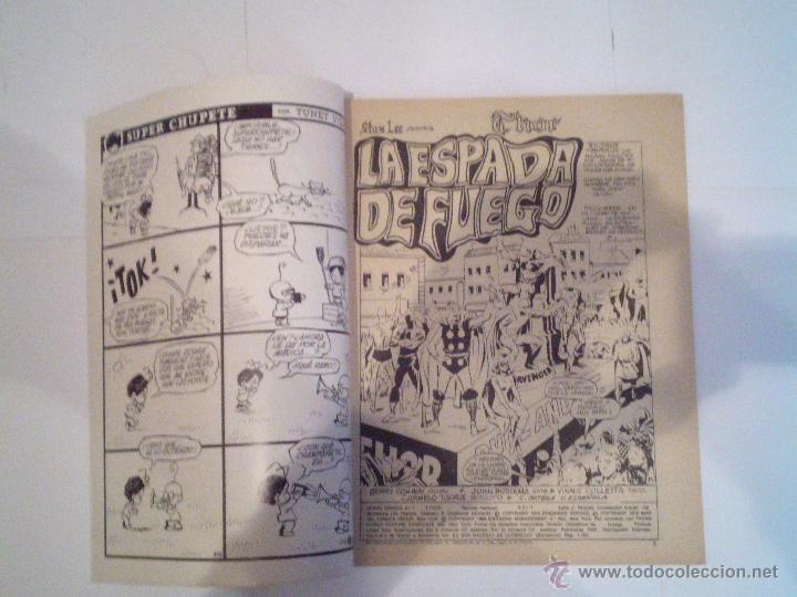 Cómics: THOR - VERTICE - VOLUMEN 2 - COMPLETA - 53 NROS + NRO UNICO DE CENSURA - IMPECABLE - CJ 50 - GORBAUD - Foto 31 - 54296455