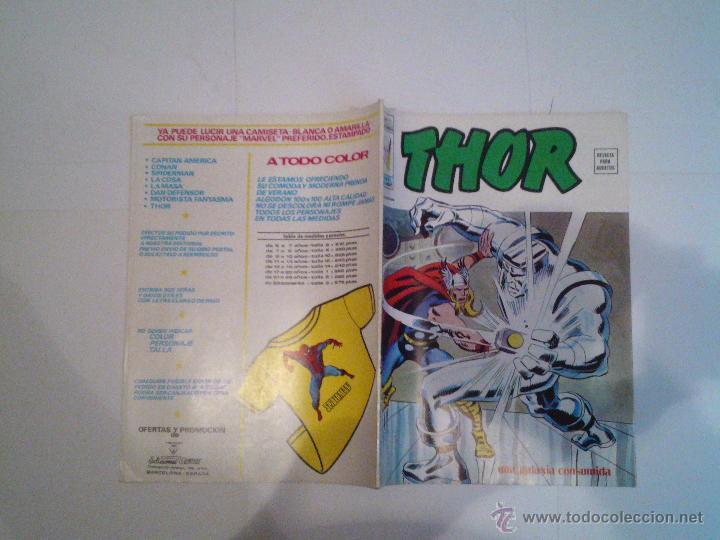 Cómics: THOR - VERTICE - VOLUMEN 2 - COMPLETA - 53 NROS + NRO UNICO DE CENSURA - IMPECABLE - CJ 50 - GORBAUD - Foto 54 - 54296455