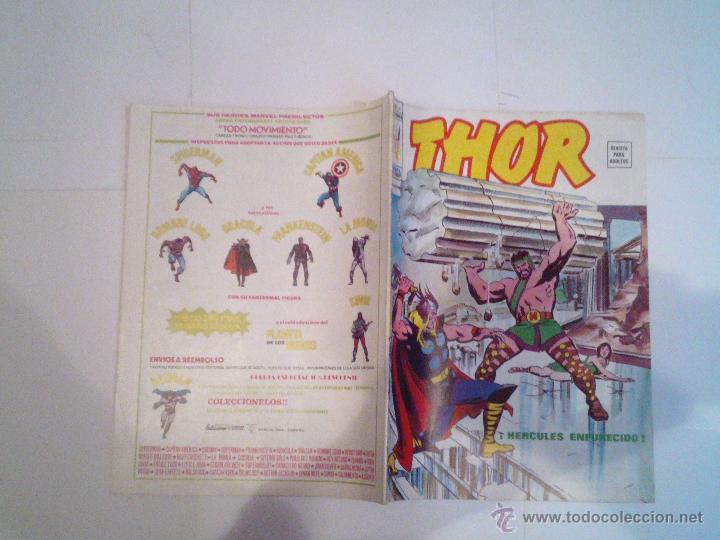 Cómics: THOR - VERTICE - VOLUMEN 2 - COMPLETA - 53 NROS + NRO UNICO DE CENSURA - IMPECABLE - CJ 50 - GORBAUD - Foto 58 - 54296455