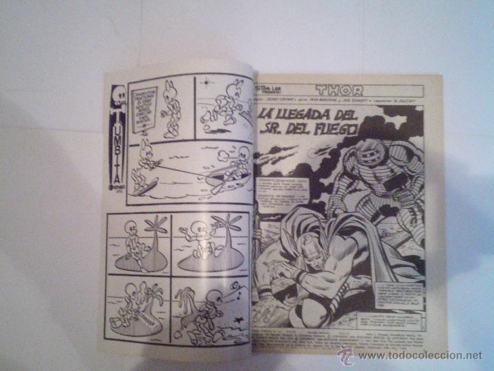 Cómics: THOR - VERTICE - VOLUMEN 2 - COMPLETA - 53 NROS + NRO UNICO DE CENSURA - IMPECABLE - CJ 50 - GORBAUD - Foto 67 - 54296455