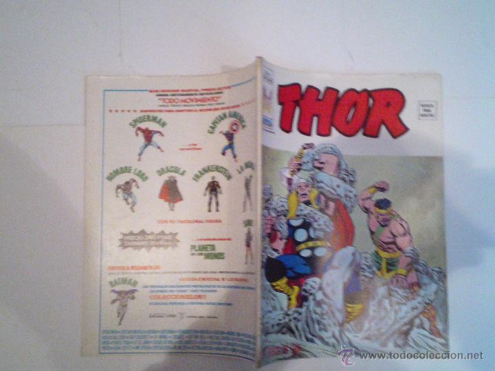 Cómics: THOR - VERTICE - VOLUMEN 2 - COMPLETA - 53 NROS + NRO UNICO DE CENSURA - IMPECABLE - CJ 50 - GORBAUD - Foto 70 - 54296455