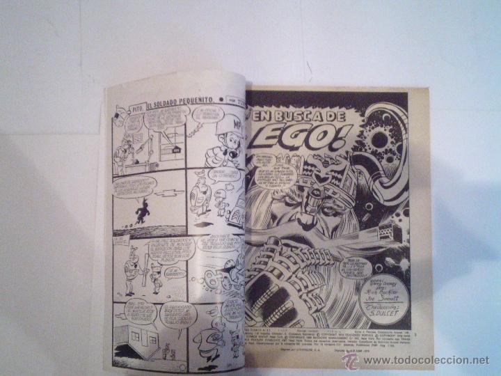 Cómics: THOR - VERTICE - VOLUMEN 2 - COMPLETA - 53 NROS + NRO UNICO DE CENSURA - IMPECABLE - CJ 50 - GORBAUD - Foto 71 - 54296455