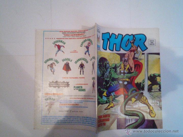 Cómics: THOR - VERTICE - VOLUMEN 2 - COMPLETA - 53 NROS + NRO UNICO DE CENSURA - IMPECABLE - CJ 50 - GORBAUD - Foto 74 - 54296455