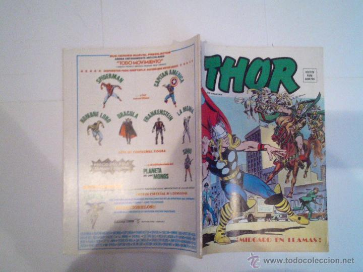 Cómics: THOR - VERTICE - VOLUMEN 2 - COMPLETA - 53 NROS + NRO UNICO DE CENSURA - IMPECABLE - CJ 50 - GORBAUD - Foto 82 - 54296455