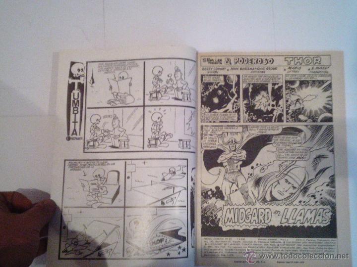 Cómics: THOR - VERTICE - VOLUMEN 2 - COMPLETA - 53 NROS + NRO UNICO DE CENSURA - IMPECABLE - CJ 50 - GORBAUD - Foto 83 - 54296455