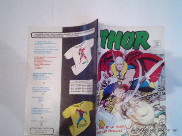 Cómics: THOR - VERTICE - VOLUMEN 2 - COMPLETA - 53 NROS + NRO UNICO DE CENSURA - IMPECABLE - CJ 50 - GORBAUD - Foto 98 - 54296455