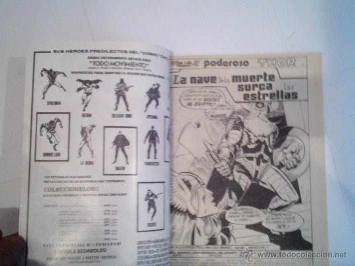 Cómics: THOR - VERTICE - VOLUMEN 2 - COMPLETA - 53 NROS + NRO UNICO DE CENSURA - IMPECABLE - CJ 50 - GORBAUD - Foto 99 - 54296455