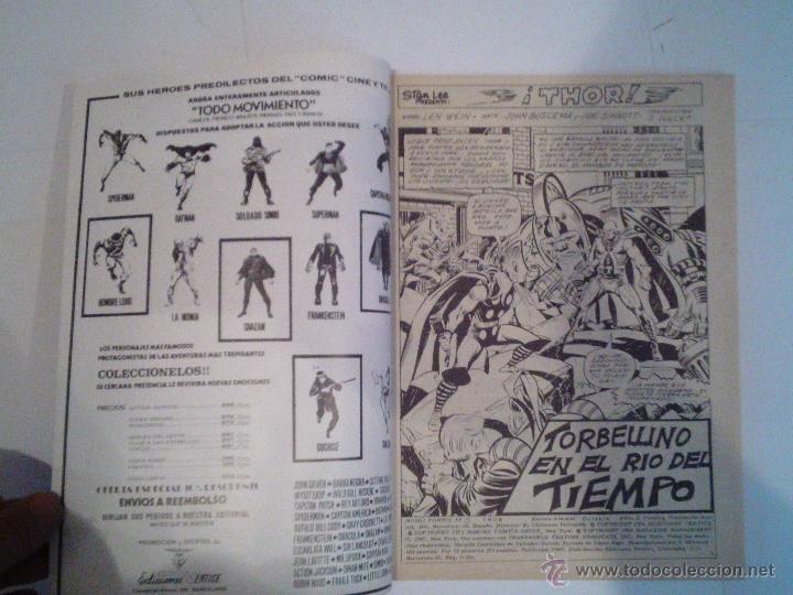 Cómics: THOR - VERTICE - VOLUMEN 2 - COMPLETA - 53 NROS + NRO UNICO DE CENSURA - IMPECABLE - CJ 50 - GORBAUD - Foto 103 - 54296455