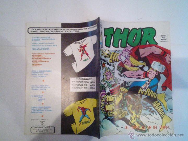 Cómics: THOR - VERTICE - VOLUMEN 2 - COMPLETA - 53 NROS + NRO UNICO DE CENSURA - IMPECABLE - CJ 50 - GORBAUD - Foto 106 - 54296455