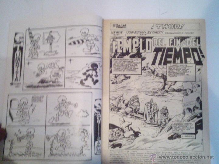 Cómics: THOR - VERTICE - VOLUMEN 2 - COMPLETA - 53 NROS + NRO UNICO DE CENSURA - IMPECABLE - CJ 50 - GORBAUD - Foto 107 - 54296455