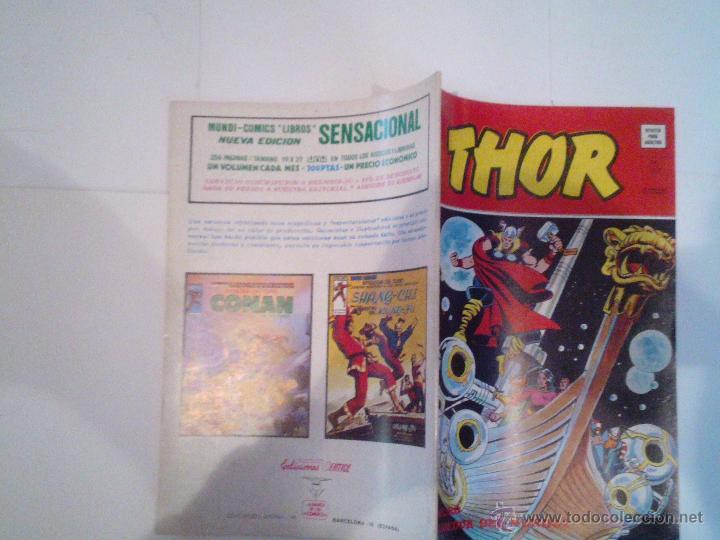 Cómics: THOR - VERTICE - VOLUMEN 2 - COMPLETA - 53 NROS + NRO UNICO DE CENSURA - IMPECABLE - CJ 50 - GORBAUD - Foto 134 - 54296455