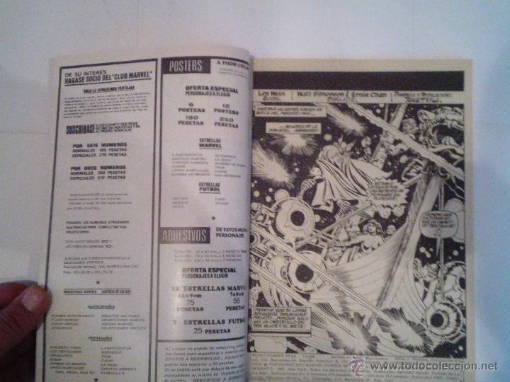 Cómics: THOR - VERTICE - VOLUMEN 2 - COMPLETA - 53 NROS + NRO UNICO DE CENSURA - IMPECABLE - CJ 50 - GORBAUD - Foto 135 - 54296455