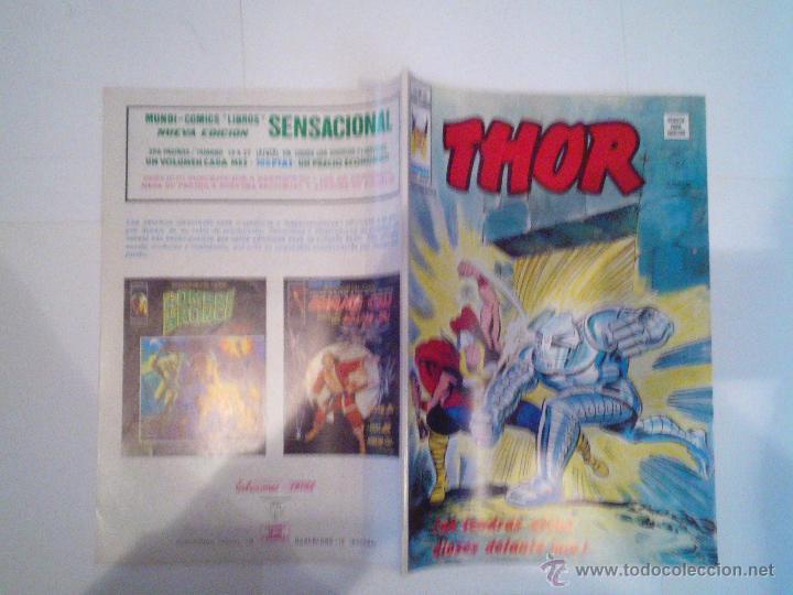 Cómics: THOR - VERTICE - VOLUMEN 2 - COMPLETA - 53 NROS + NRO UNICO DE CENSURA - IMPECABLE - CJ 50 - GORBAUD - Foto 138 - 54296455