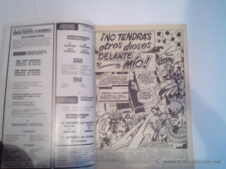 Cómics: THOR - VERTICE - VOLUMEN 2 - COMPLETA - 53 NROS + NRO UNICO DE CENSURA - IMPECABLE - CJ 50 - GORBAUD - Foto 139 - 54296455