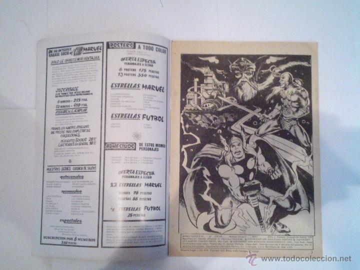 Cómics: THOR - VERTICE - VOLUMEN 2 - COMPLETA - 53 NROS + NRO UNICO DE CENSURA - IMPECABLE - CJ 50 - GORBAUD - Foto 151 - 54296455