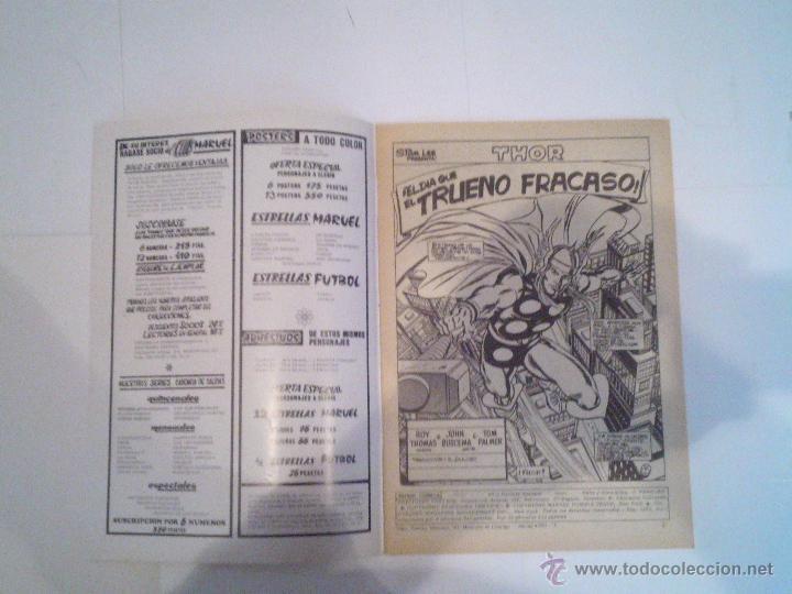 Cómics: THOR - VERTICE - VOLUMEN 2 - COMPLETA - 53 NROS + NRO UNICO DE CENSURA - IMPECABLE - CJ 50 - GORBAUD - Foto 155 - 54296455