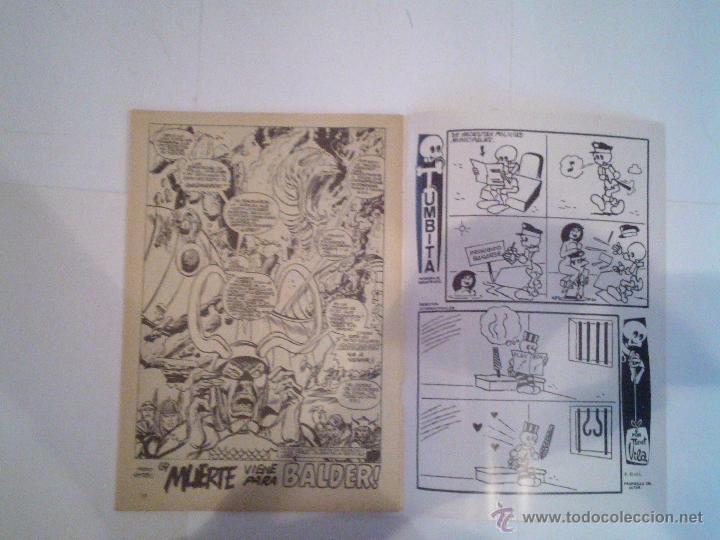 Cómics: THOR - VERTICE - VOLUMEN 2 - COMPLETA - 53 NROS + NRO UNICO DE CENSURA - IMPECABLE - CJ 50 - GORBAUD - Foto 157 - 54296455